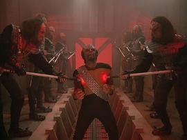 Klingon Rite of Ascension
