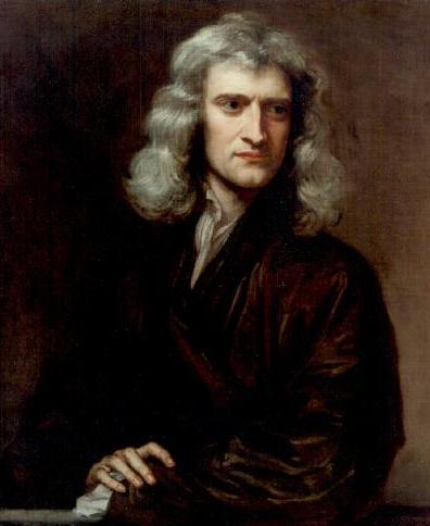 Isaac Newton - 1689