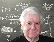 Professor John Moffat in 2007
