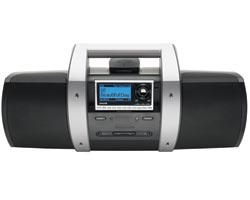 Starmate 4 with universal-docking Boom Box